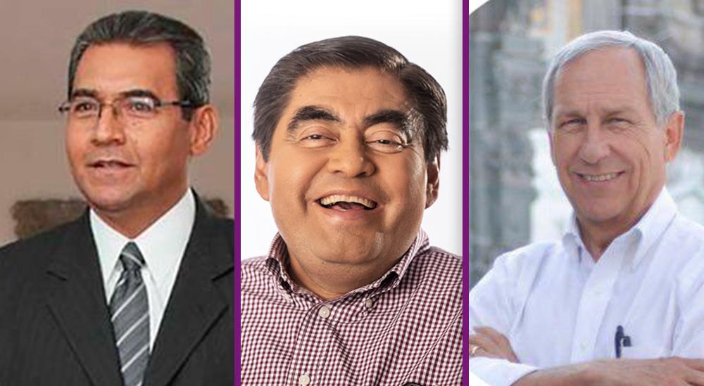 Candidatos a Puebla