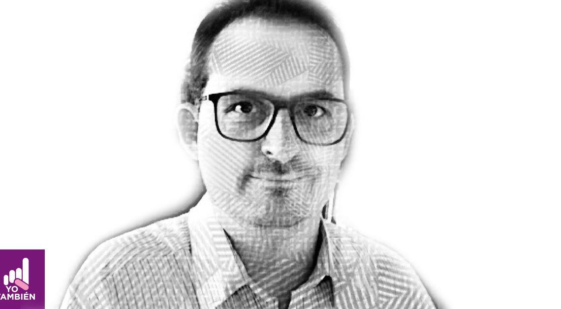 Retrato de Mauricio Rodríguez Álvarez mirando de frente