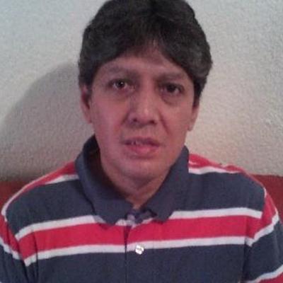 Fotografía del rostro de Salvador Alvez