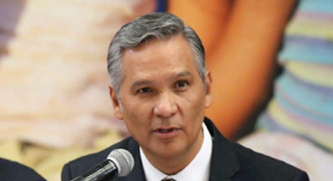 Fotografía de Ricardo Bucio, nuevo presidente del Centro Mexicano para la Filantropía.