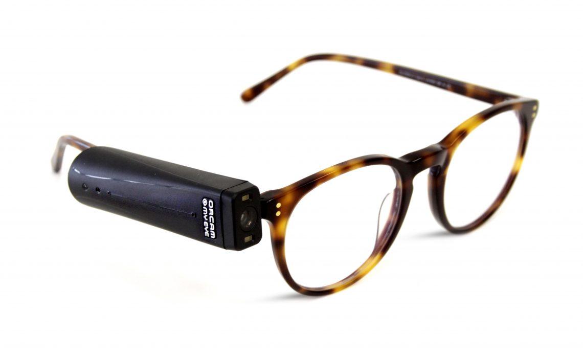 Lentes con tecnología de visión artificial.