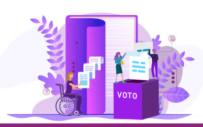 Lo que necesitan saber las pcd para votar