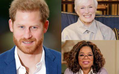 ¿Qué une a Glenn Close, Oprah y el príncipe Harry con la discapacidad?