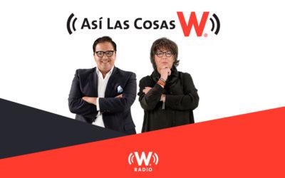 Entrevista en 'Así las cosas' de W Radio