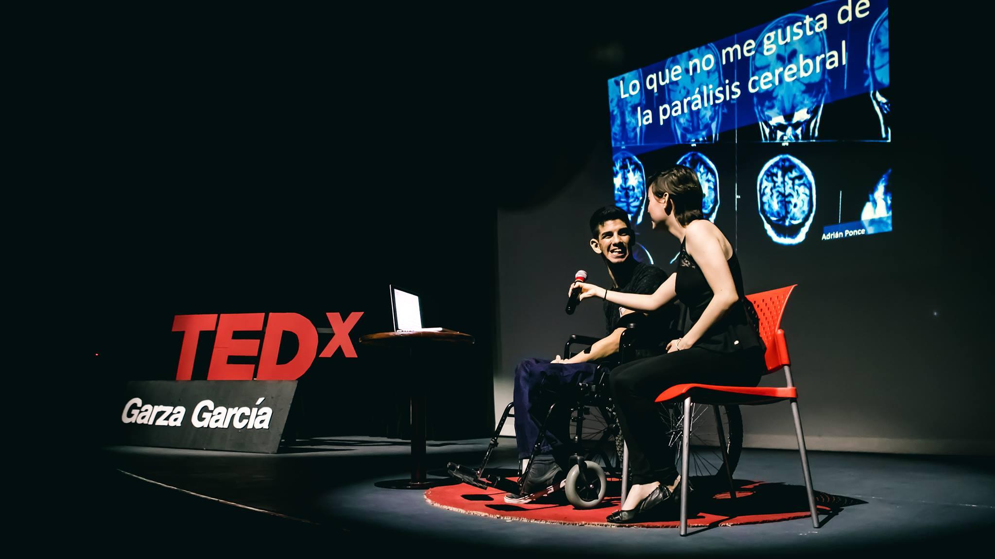 El límite depende de cada uno: Adrián Ponce, conferencista y gamer