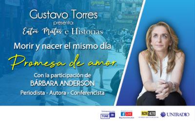 Entrevista «Morir y nacer el mismo día» con Gustavo Torres