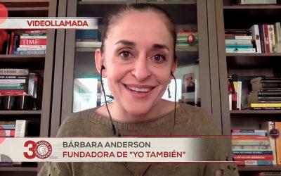Bárbara Anderson y Gaby Tlaseca hablan de los exoesqueletos en A Quien Corresponda