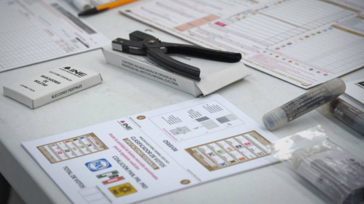 Conoce los materiales adaptados para votar en la CDMX