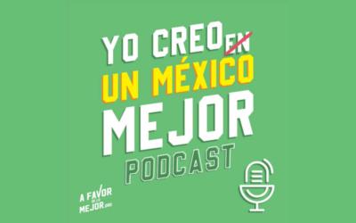 Katia D'Artigues en Yo creo un México mejor
