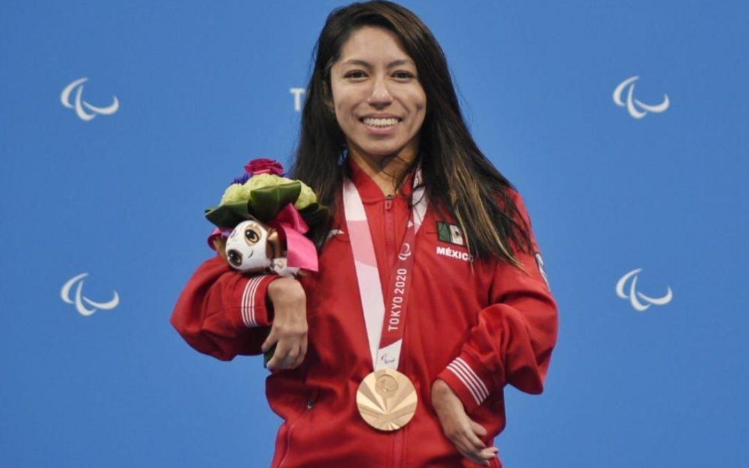 """""""Es un día memorable"""": Fabiola Ramírez, primera medalla de México en Tokyo 2020"""