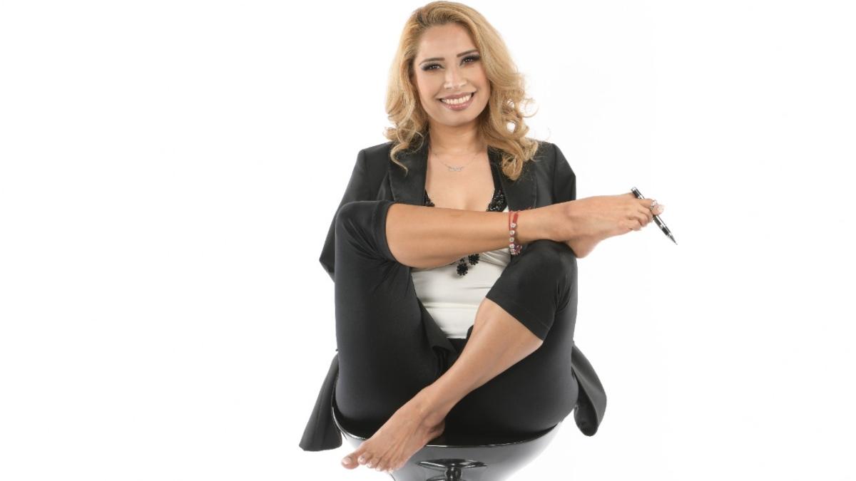 """""""A falta de brazos, yo encontré la liberación en mis pies"""": Adriana Macías"""