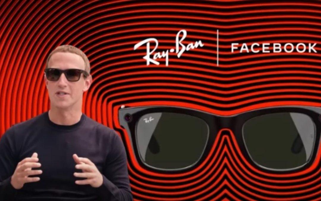 La tercera es la vencida: ahora es Facebook quien  apuesta por lentes inteligentes