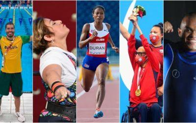 Cinco medallas históricas en Tokyo 2020