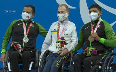 Diego y Jesús extienden su leyenda en Paralímpicos
